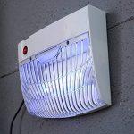 La lampe à insectifuge électronique domestique IED de restaurant Hotel mouches avec la sous-unité de bâton de formule attrapant des tueurs d'insectes de la marque Lampe de moustique image 4 produit