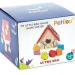Le Toy Van : petite maison d'oiseaux : façonner le tri jouet de la marque Le Toy Van image 3 produit