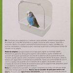 Living world Baignoire pour Oiseaux Pacage PM de la marque Living world image 1 produit