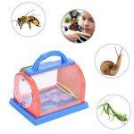 Luerme enfants Explorer kit insectes Critter Coque Backyard Exploration insectes cages House Keeper avec loupe et pince à épiler de la marque Luerme image 2 produit