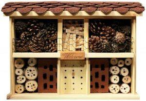 Luxus-Insektenhotels Nichoirs de qualité supérieure pour insectes de la marque Luxus-Insektenhotels image 0 produit