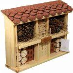 Luxus-Insektenhotels Nichoirs de qualité supérieure pour insectes de la marque Luxus-Insektenhotels image 2 produit
