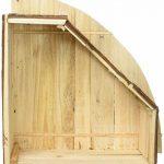 Maison d'angle Jesper Natural Living , 42 × 15 × 30/30 cm de la marque Trixie image 2 produit