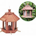 mangeoire bois pour oiseaux TOP 10 image 1 produit