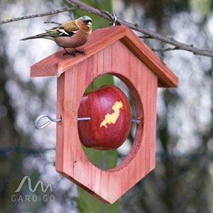 mangeoire bois pour oiseaux TOP 4 image 0 produit