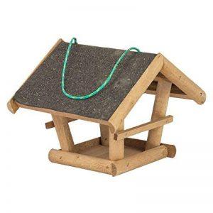 Mangeoire d'oiseaux du jardin, ecologique en bois, differents modeles au choix; modele 7 de la marque TINTOURS image 0 produit