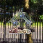 Mangeoire de fenêtre pour oiseaux King Fisher de la marque Kingfisher image 1 produit