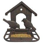 Mangeoire fonte Oiseaux de la marque Jardins d'Hiver image 1 produit