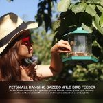 Mangeoire Oiseau PetsN'all - Mangeoire Oiseaux pour Extérieur à Suspendre à un Arbre de la marque PetsN'all image 2 produit