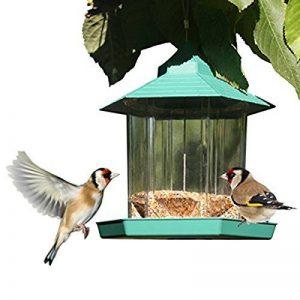 Mangeoire Oiseau PetsN'all - Mangeoire Oiseaux pour Extérieur à Suspendre à un Arbre de la marque PetsNall image 0 produit