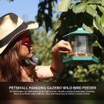 Mangeoire Oiseau PetsN'all - Mangeoire Oiseaux pour Extérieur à Suspendre à un Arbre de la marque PetsNall image 2 produit