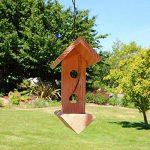 mangeoire oiseaux artisanale TOP 1 image 1 produit