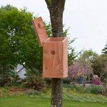 mangeoire oiseaux artisanale TOP 14 image 2 produit