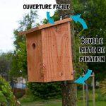 mangeoire oiseaux artisanale TOP 14 image 4 produit