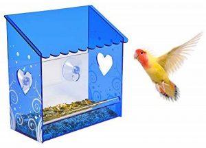 mangeoire oiseaux avec ventouse TOP 2 image 0 produit