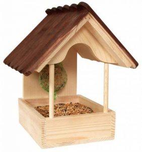 mangeoire oiseaux bois TOP 2 image 0 produit