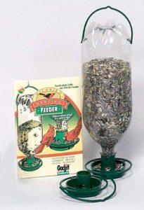 mangeoire oiseaux bouteille plastique TOP 0 image 0 produit