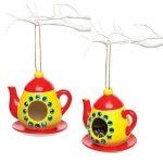 mangeoire oiseaux céramique TOP 2 image 1 produit