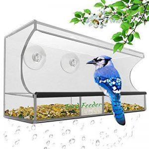 mangeoire oiseaux fenêtre TOP 5 image 0 produit