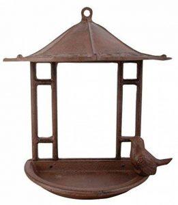 mangeoire oiseaux fonte TOP 5 image 0 produit