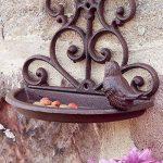 mangeoire oiseaux fonte TOP 7 image 2 produit