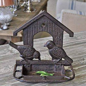 mangeoire oiseaux fonte TOP 9 image 0 produit