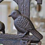 mangeoire oiseaux fonte TOP 9 image 2 produit