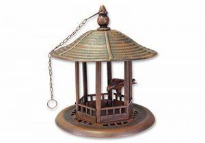 Mangeoire à oiseaux 'Lovely Bird', à suspendre, hauteur: 32cm, marron/cuivre, detailreich, en plastique, oiseau Hôtel travaillé Oiseaux Mangeoire à suspendre de la marque Unbekannt image 0 produit