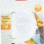 mangeoire pour oiseaux en cage TOP 6 image 1 produit