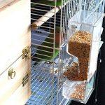 mangeoire pour oiseaux pas cher TOP 14 image 4 produit