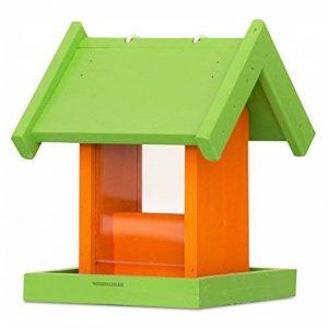 mangeoire silo pour oiseaux TOP 1 image 0 produit