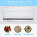 mangeoire silo pour oiseaux TOP 8 image 1 produit