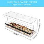 mangeoire silo pour oiseaux TOP 8 image 3 produit