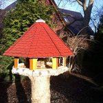 Martinshof Rothenburg Diakoniewerk Tuiles en ardoise pour abri à oiseau Rouge brique de la marque Martinshof Rothenburg Diakoniewerk image 2 produit