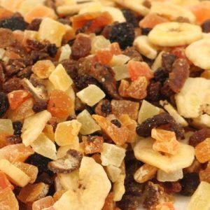 Mélange de fruits secs Tidymix, friandises pour perroquet, 500g, qualité comparable à l'alimentation humaine de la marque Tidymix image 0 produit