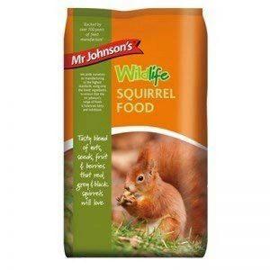 Mr Johnsons Wild Life Écureuil Nourriture, 900g de la marque Mr Johnsons image 0 produit