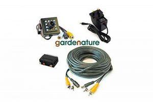 Nichoir Kit Caméra. Ultra Hi Res 700TVL Objectif HD. 30m câble de la marque Gardenature image 0 produit