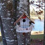 nichoir oiseau fait maison TOP 1 image 2 produit