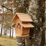 nichoir oiseau fait maison TOP 3 image 1 produit