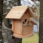 nichoir oiseau fait maison TOP 4 image 0 produit