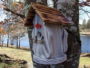 nichoir oiseau fait maison TOP 8 image 0 produit