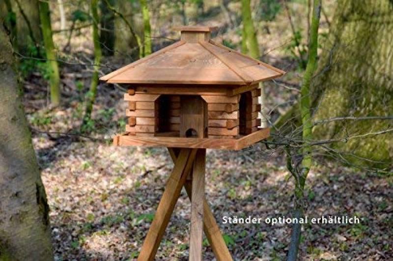 Nk51 Nichoir Nid Cabane Oiseau Bois Couleur Other Bird & Wildlife Accs