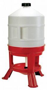 Novital Abreuvoir poule 30 litres plastique sur pieds de la marque Novital image 0 produit