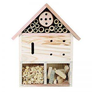 OOTB Hôtel à insectes en bois de couleur naturelle de la marque OOTB image 0 produit