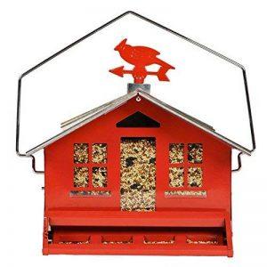 Opus 338 Mangeoire à oiseaux anti-écureuil Squirrel-Be-Gone II de la marque Opus image 0 produit