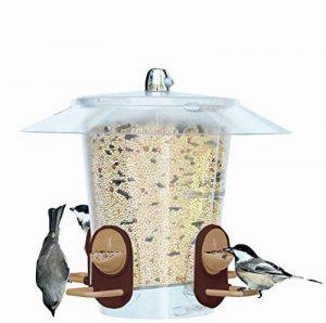 Opus 733 Mangeoire à Oiseau Transparent 900 g de la marque Opus image 0 produit