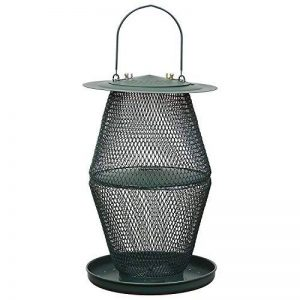 Opus GL00323 Mangeoire à oiseau à deux niveaux en forme de lanterne de la marque Opus image 0 produit