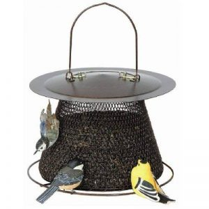 Opus Mangeoire à oiseaux en bronze - BZ00324 de la marque Opus image 0 produit