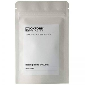 Oxford Vitality - Comprimés Cynorhodon EXTRA 6000mg de la marque Oxford Vitality image 0 produit