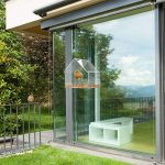 petsn 'all Transparent fenêtre Mangeoire à oiseaux 201618cm de la marque PetsN'all image 3 produit